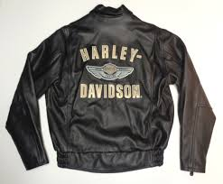 harley davidson made in usa 100th anniversary mens leather er jacket m 52 1 of 12only 1 available