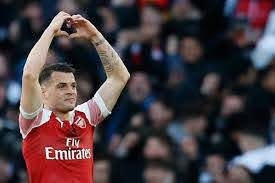 Granit Xhaka Says He's 'Very Ambitious' and Wants 'To Take the Next Step' |  Bleacher Report | Latest News, Videos and Highlights