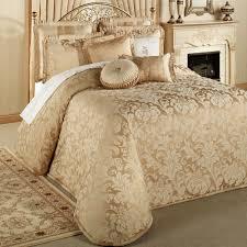 Regent Gold Oversized Bedspread Bedding | Bedspread and King beds & Regent Gold Oversized Bedspread Bedding Adamdwight.com