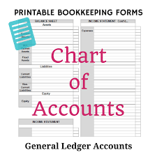Free Bookkeeping Forms And Accounting Templates Printable Pdf