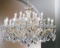 maria louise 18 light crystal chandelier kolarz lighting