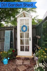 diy storage sheds and plans cute little diy garden shed cool and easy storage