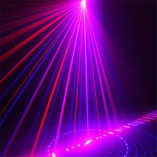 blue red laser stage lighting effects home disco dj party outdoor blue lights club xmas holiday