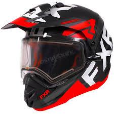 Torque X Evo Helmet W Electric Shield