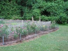 Small Picture Vegetable Garden Fence Ideas