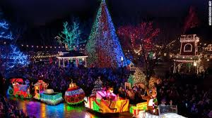 Austin Christmas Light Festival Dazzling Christmas Light Displays Across America Photos