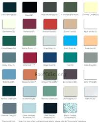 Par Paint Colour Chart Anodized Aluminum Paint Chofer Co