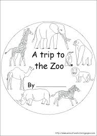 Free Coloring Pages Animals Free Animal Coloring Pages Zoo Animals