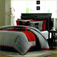 red and gray comforter sets red and black comforter set red and gray bedding inviting black red and gray