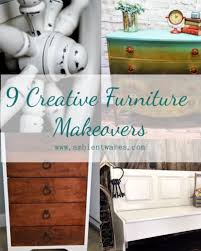 furniture makeovers. 9 Great Furniture Makeovers To Spark Ideas For Your Own DIY Adventures!