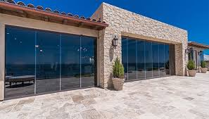frameless sliding glass walls sliding