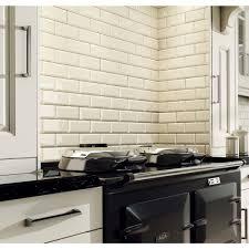 Cream Kitchen Tile Metro Cream Wall Tiles 200mm X 100mm Kitchen Kombuis Muur