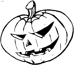 Small Picture Spooky jack o lantern coloring pages ColoringStar