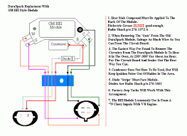 hei distributor wiring diagram images wiring diagram likewise ford duraspark ignition wiring diagram