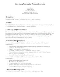 Pharmacy Assistant Resume Sample Awesome Veterinarian Assistant Resume Vet Tech Veterinary Resume Examples