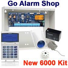 Build your own security system Ridiculously Loud Bosch 6000 Alarm System Build Your Own Security Kit Pcmagcom Bosch 6000 Alarm Kit Go Alarm Shop
