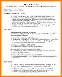 9 Examples Of A Great Resume Letmenatalya