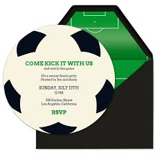 Soccer Party Invitations Soccer Party Evite