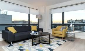 what color area rug goes with grey furniture for gray couch rugs accent