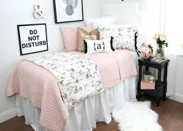 twin xl bedding white and gold college target dorm grey