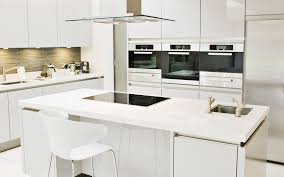 Ivory Kitchen Traditional White Kitchen Ideas Six White Shade Crystal Chandelier