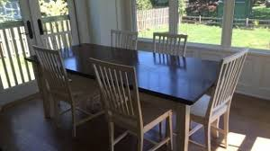 good looking craigslist dining room table great and chairs elegant cherry for decorating 585x329