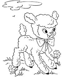 Dessin Mouton De L Aid
