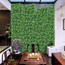 Small Picture Fashion Home Wall Decor Wall Hanging Plant Vine Artificial Silk