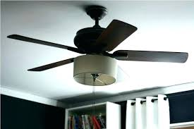ceiling fan with barrel shade ceiling fan drum shade light image of style linen inside with ceiling fan with barrel shade