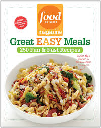 food network recipes dinner. Exellent Food Food Network Magazine Great Easy Meals 250 Fun U0026 Fast Recipes  Magazine 9781401324193 Amazoncom Books To Recipes Dinner T