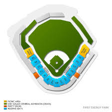 Blueclaws Stadium Seating Chart Firstenergy Park 2019 Seating Chart