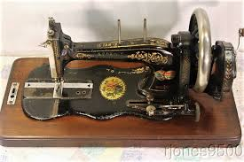 1800s Sewing Machine