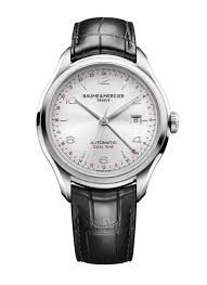 watch insider s top 10 affordable watches for men › watchtime baume mercier clifton gmt