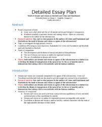 internal and external conflict in macbeth essay ambition lawoberi   macbeth essay structure gallery