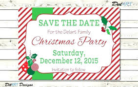 Christmas Party Save The Date Templates 12 Inspirations Of Free Save The Date Holiday Party