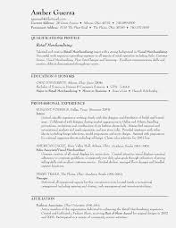 87 Retail Resume Template Retail Assistant Manager Cv Template