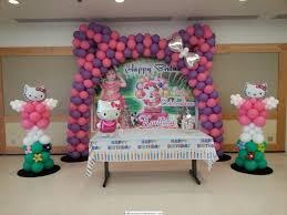 amazing birthday balloon decoration at home design ideas kaoaz