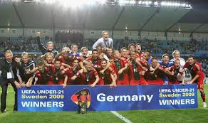 11 june 2009look at these gqmfs in suits!they also get free phones! Germany S Path To World Cup Glory Traced Back To Thumping Under 21 Victory Against England World Cup 2014 Sport Express Co Uk