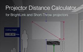 Projected Max Chart Projection Distance Calculators Epson Us