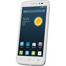 Alcatel One Touch Pop 2 5042X weiss EU ...