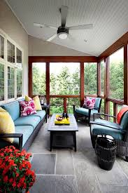 Porch Design Ideas screen in porch designed by claire paquin of clean design photo by donna dotan