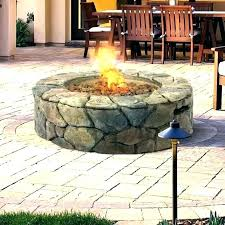 propane fire pit glass rocks fire pit rocks outdoor propane fire pit with glass rocks