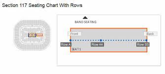 Greensboro Coliseum Detailed Seating Chart Unc Greensboro Basketball Greensboro Coliseum Seating Chart