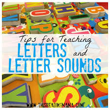 The international phonetic alphabet (ipa) is a system where each symbol is associated with a particular english sound. Tips For Teaching Letters And Letter Sounds