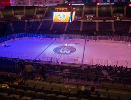 Nassau Coliseum Seating Chart Hockey Nassau Veterans Memorial Coliseum Section 222 Seat Views