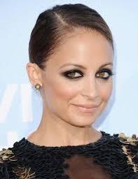 celebrities romantic goth make up looks elle uk