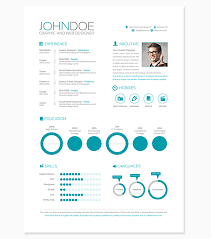 Example Modern Resume Template 40 Creative Resume Templates Youll Want To Steal In 2019