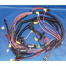 electrical system wiring harness ford 4100