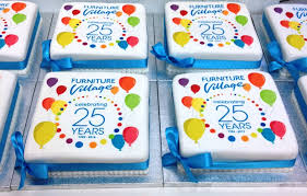 Corporate Cupcakes Branded Promotional Cakes