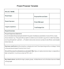 Bid Proposal Template Excel Sample Download It Consulting